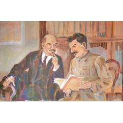 Lénine et le secrétaire...