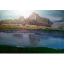 Mont Viso et Lac