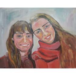 deux copines