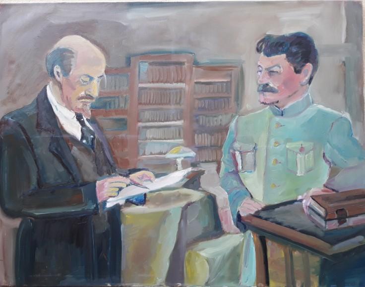 Lénine Staline
